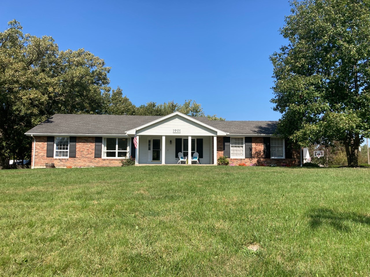 Beautiful Brick Ranch on 1/2 Acre Corner Lot!