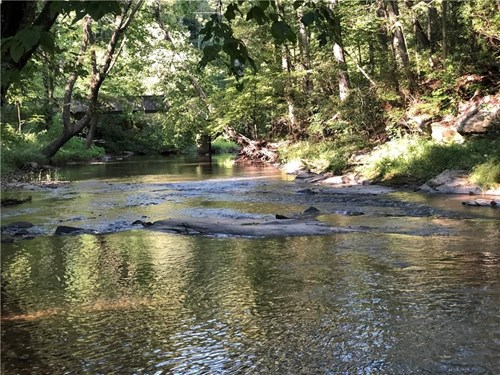 Creekfront Acreage for sale in Pickens County