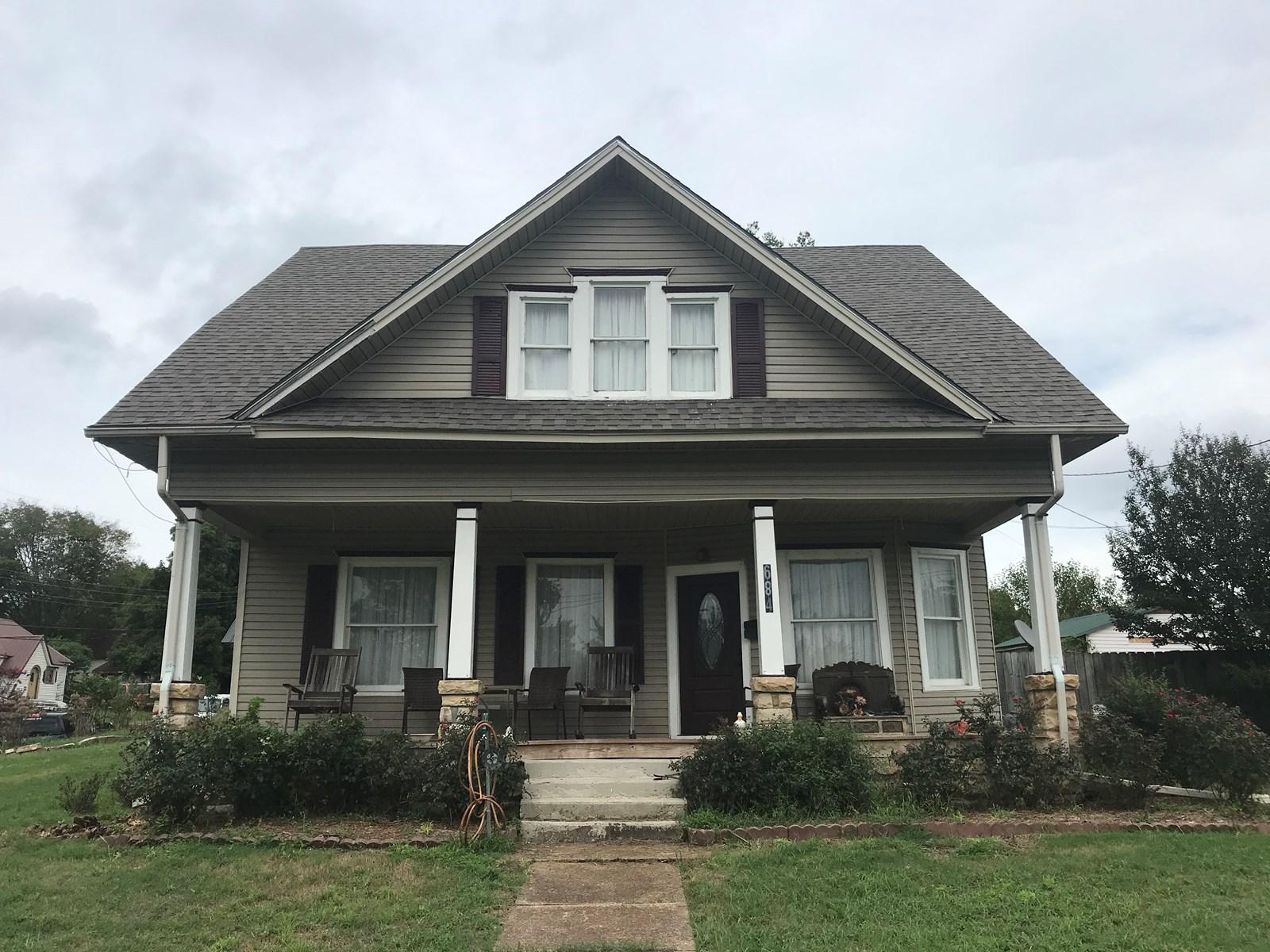 Home in Batesville Arkansas