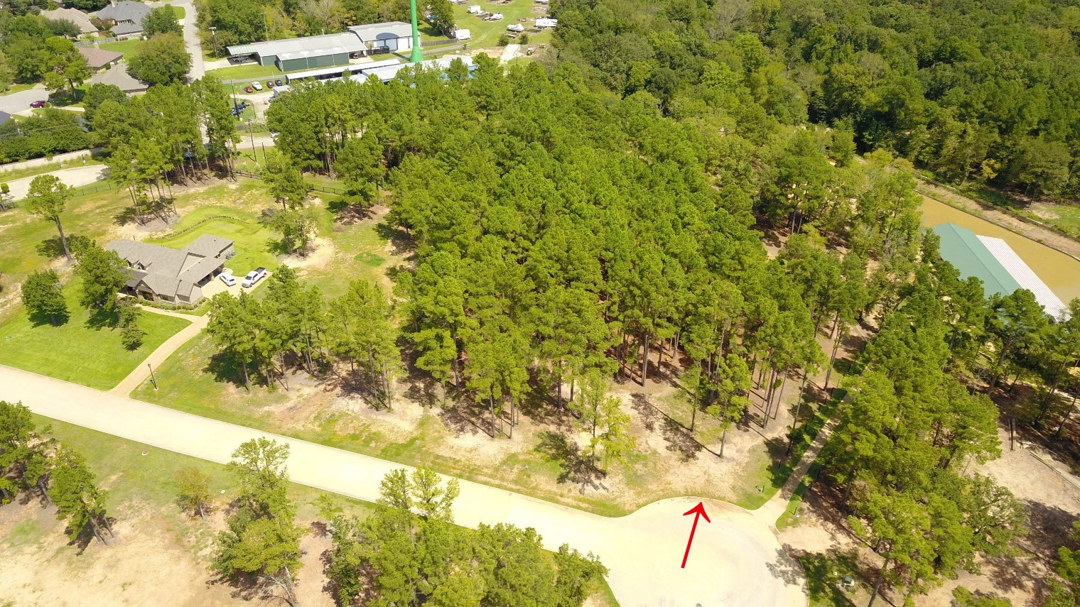 EXCEPTIONAL WATER VIEW LOT WITH BOATHOUSE AT LAKE PALESTINE