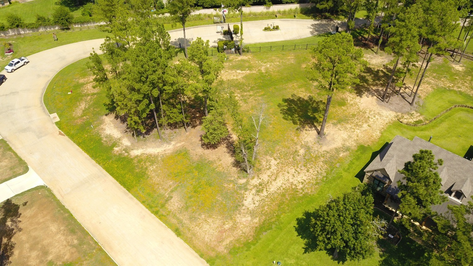 EXCEPTIONAL WATER VIEW LOT IN LAKE PALESTINE COMMUNITY