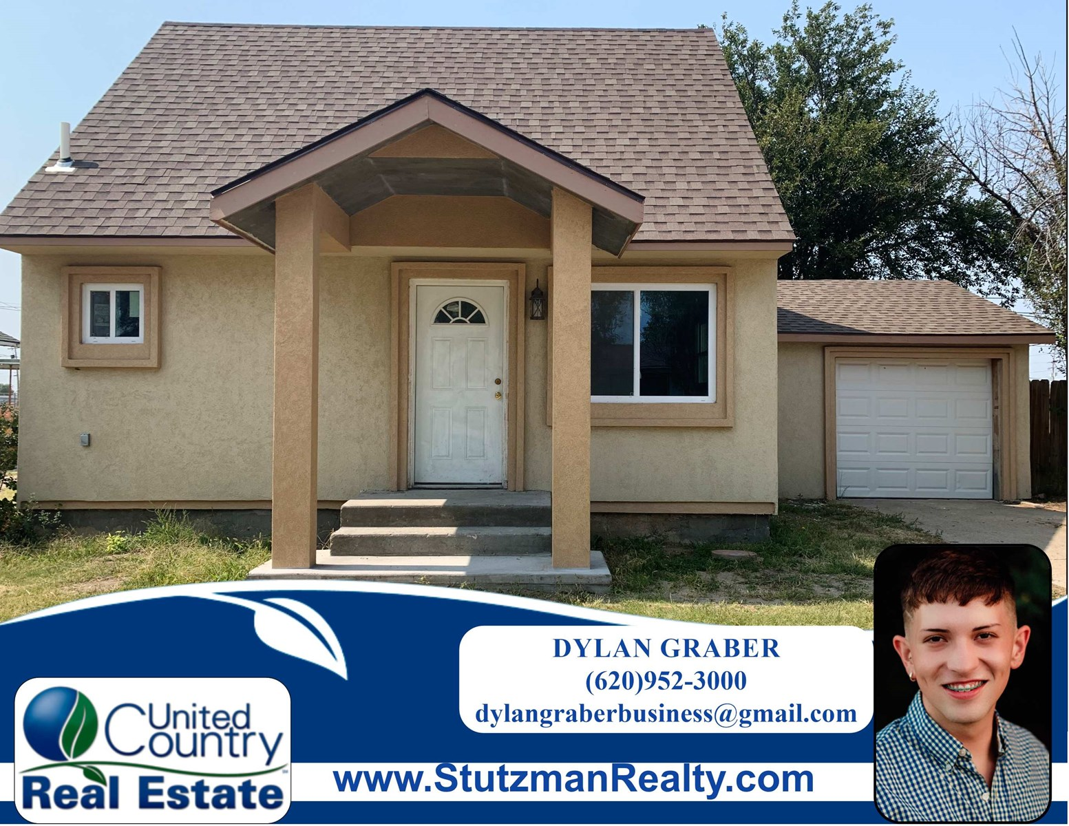 COMPLETELY RENOVATED HOME FOR SALE IN ULYSSES, KS