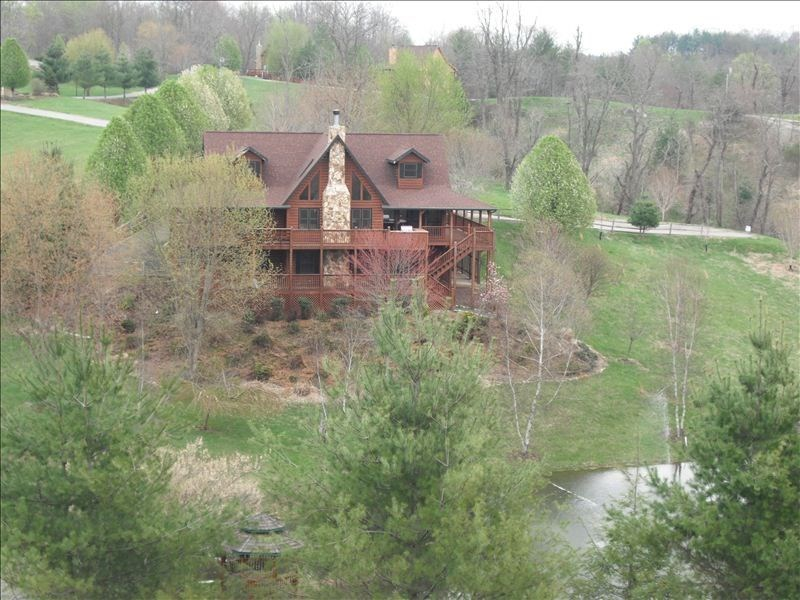Mountain Retreat for Sale in Alleghany County NC