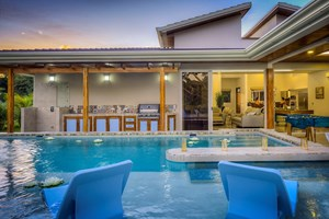 LUXURY LIFESTYLE RESORT LIVING IN COSTA RICA HOME FOR SALE