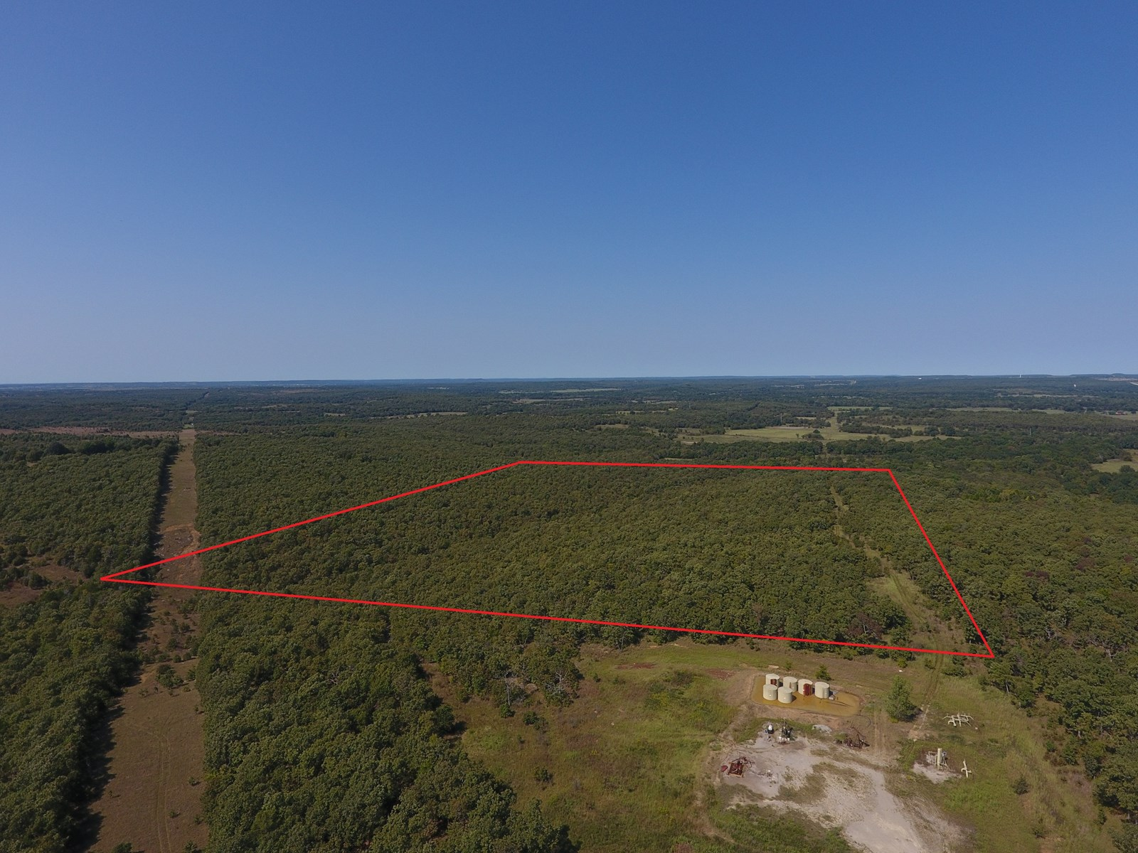40 Acre Hunting & Recreational Property For Sale