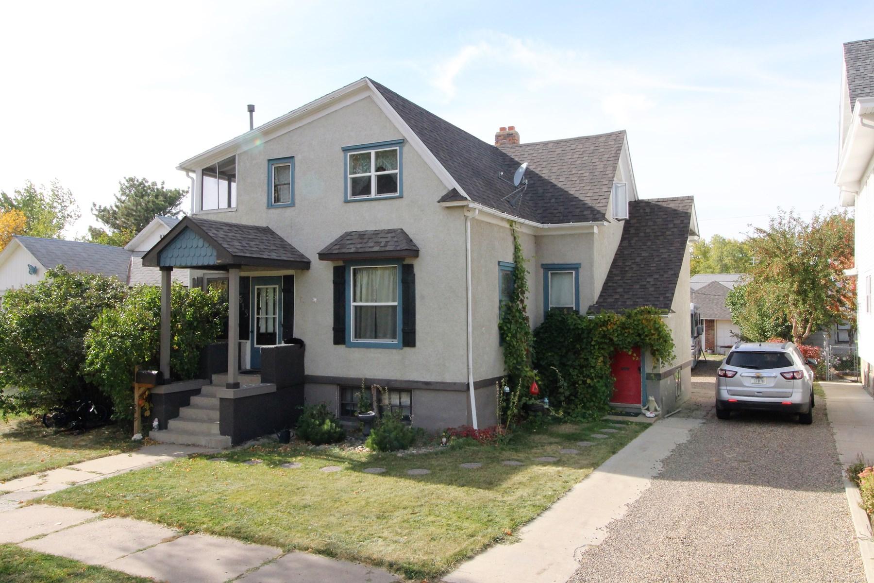 2 Story - 5 bedroom 3 bath home for sale in Glendive