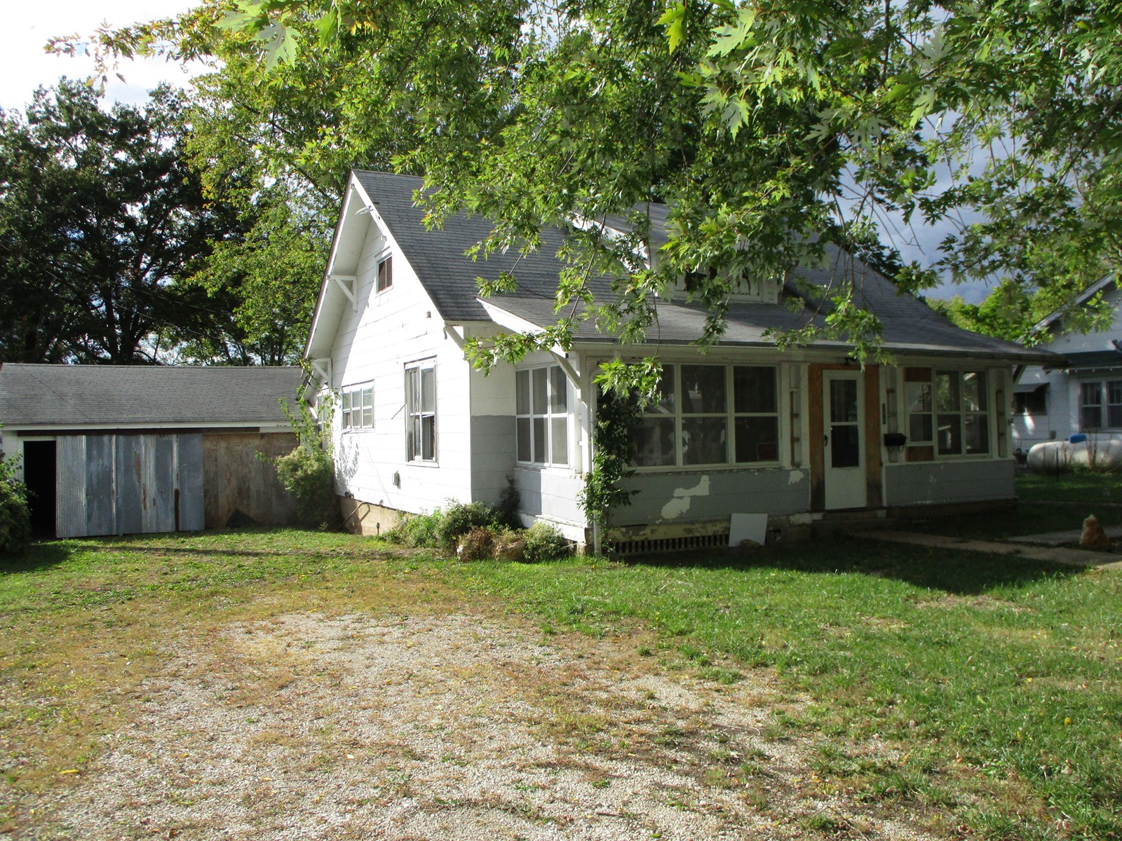 Fixer Upper with lots of potential