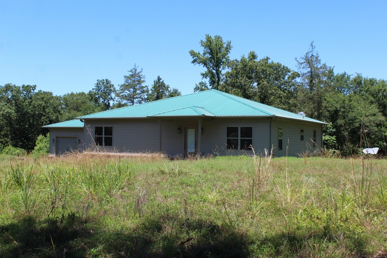 Home and 40 Acres near Dover, Arkansas