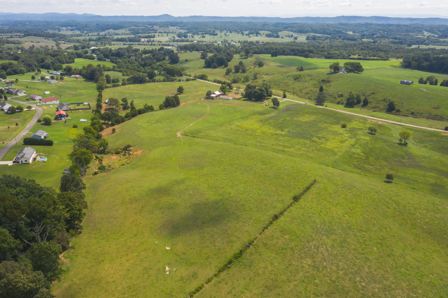 10.59 Acres For Sale in Bulls Gap, TN