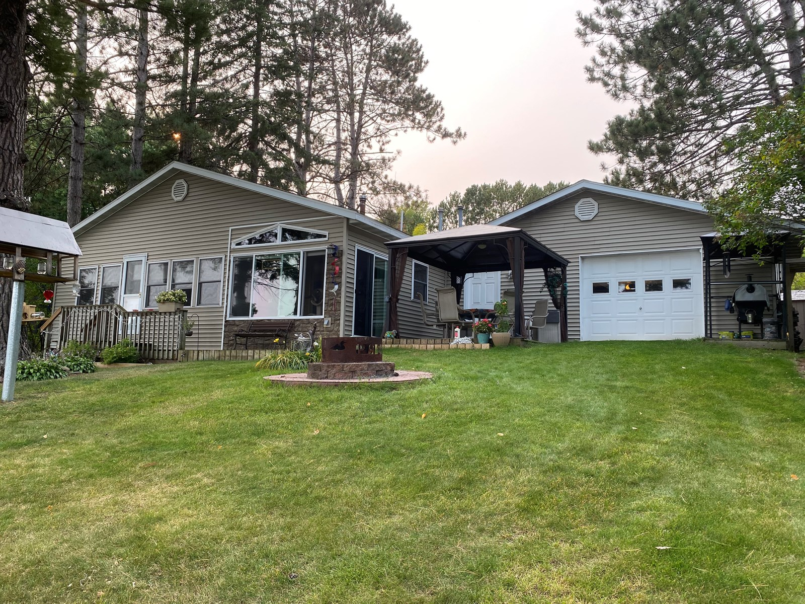 Lake Home For Sale in Finlayson, Minnesota