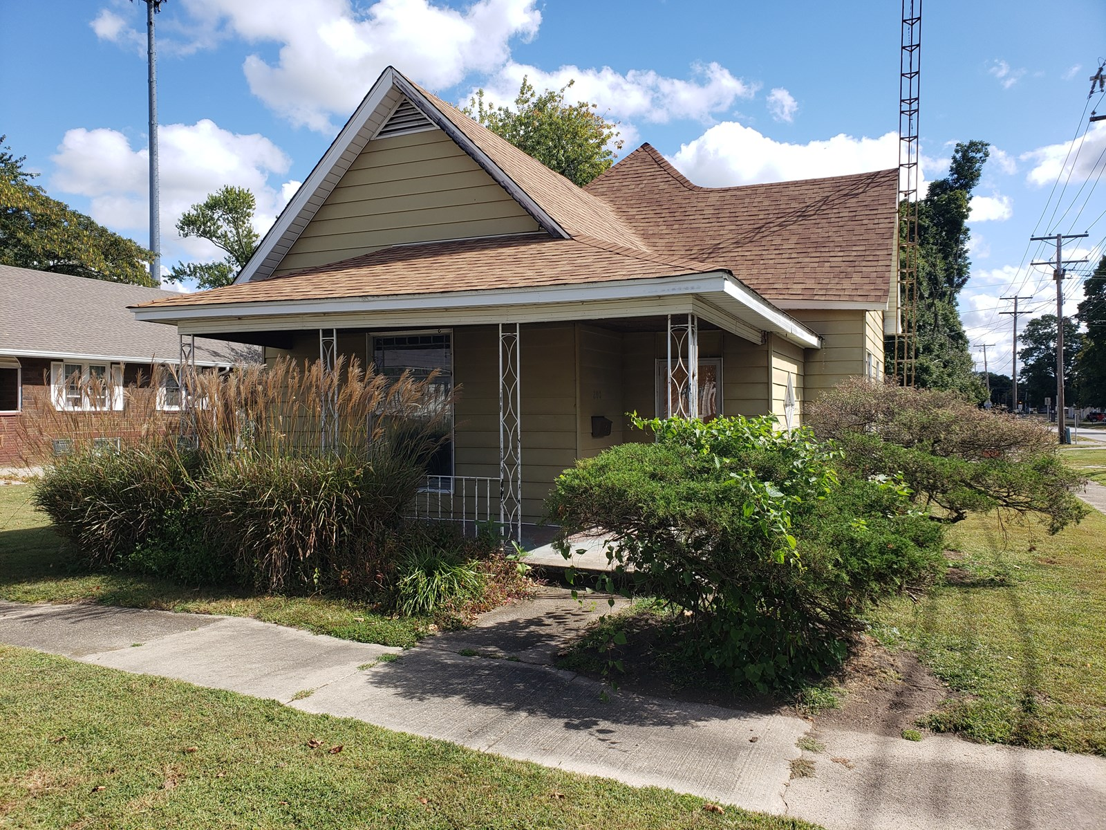 3 Bedroom, 1 Bath Home, Palestine, IL