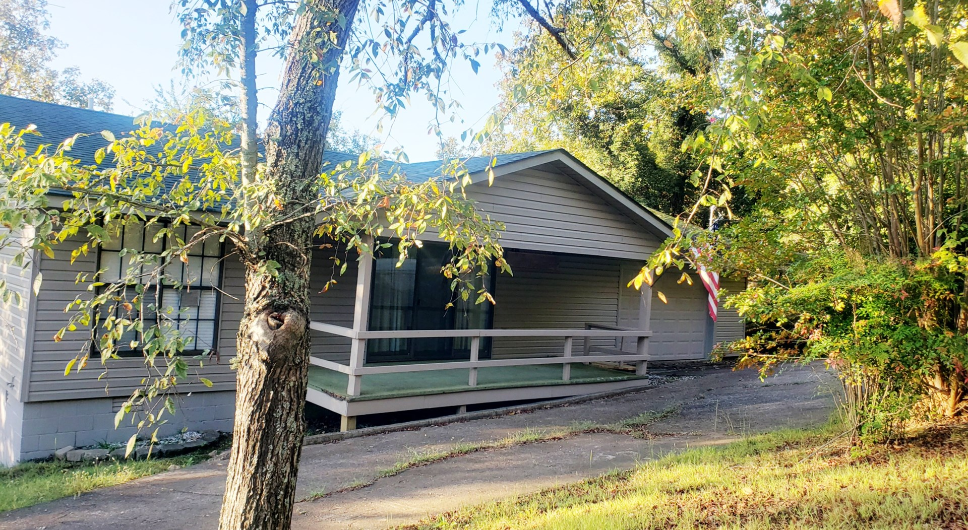 Well maintined home in Cherokee Village, AR for sale