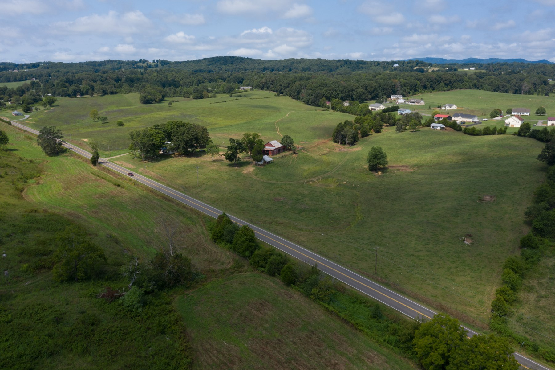 8.81 Acres Farm Land For Sale in Hawkins CO, TN