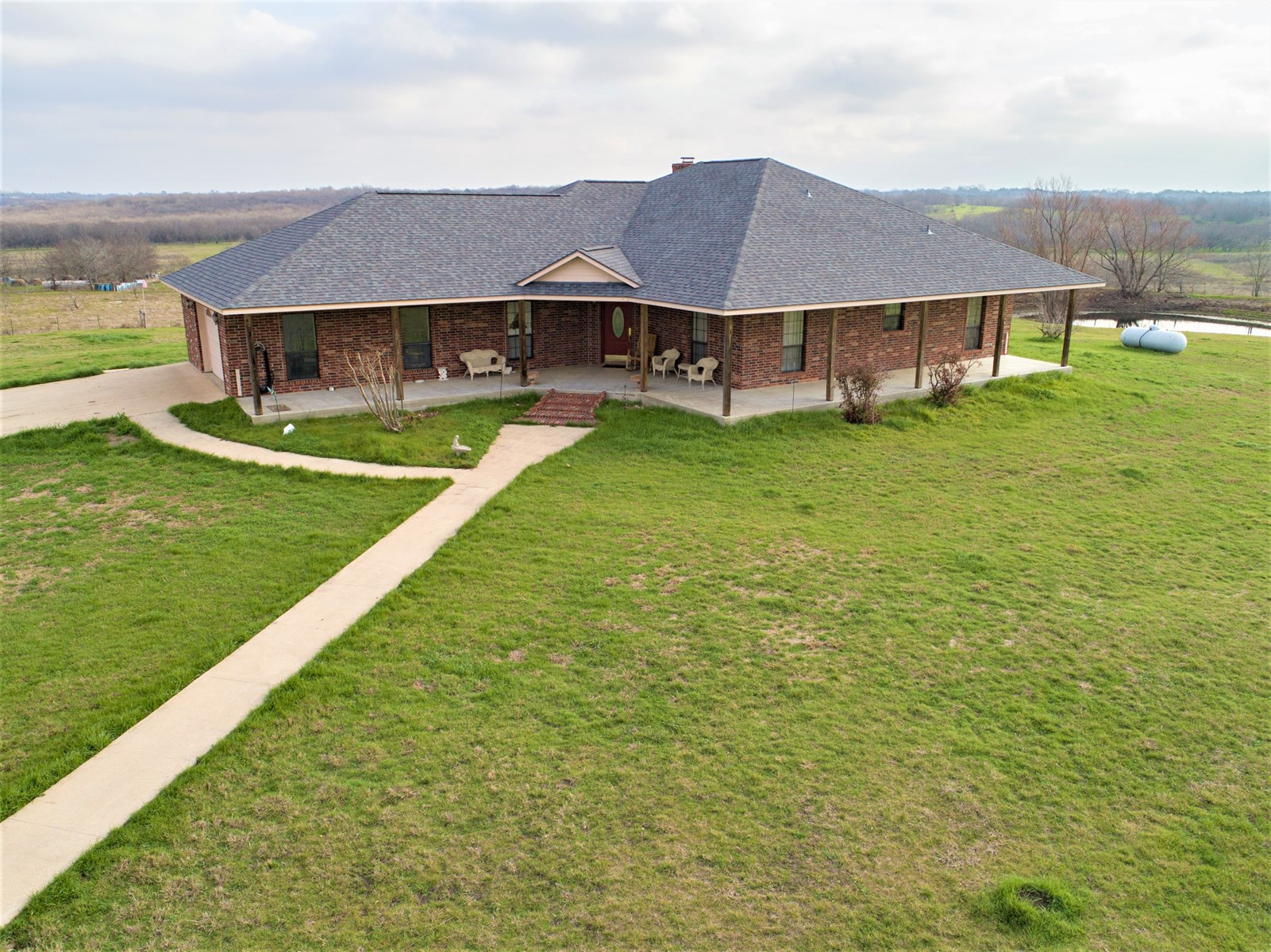 The Hills Ranch 162 Navarro County Texas