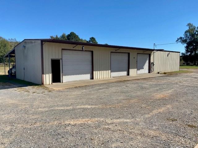 Commercial Property for sale Carthage Texas Auto Shop
