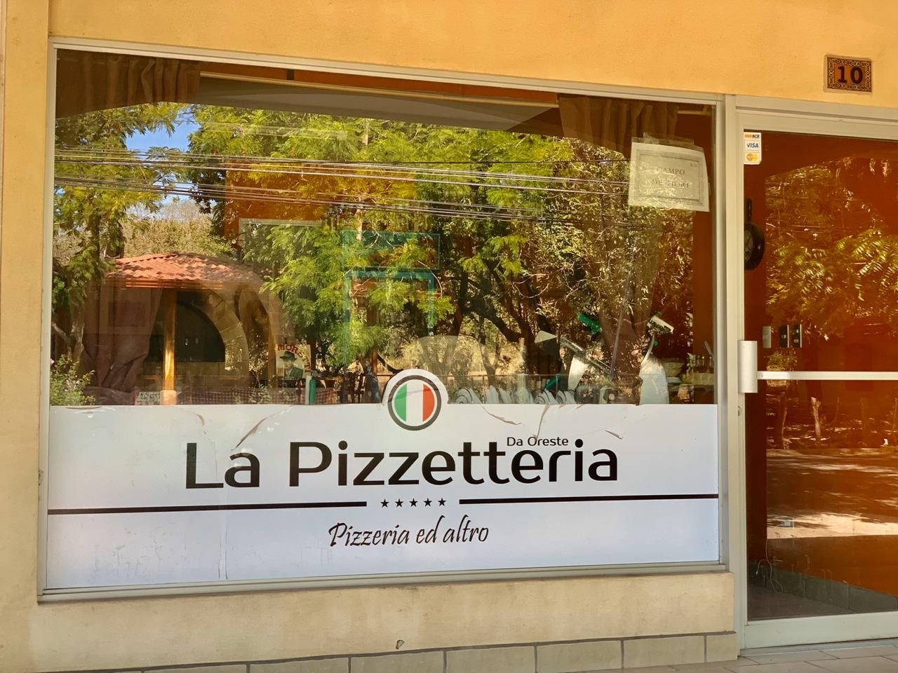 La Pizzetteria, Playa Potrero