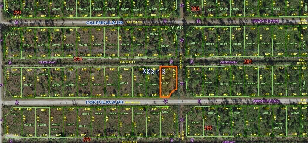 0.50 VACANT LAND, GOLF COURSE COMMUNITY, CENTRAL FLORIDA
