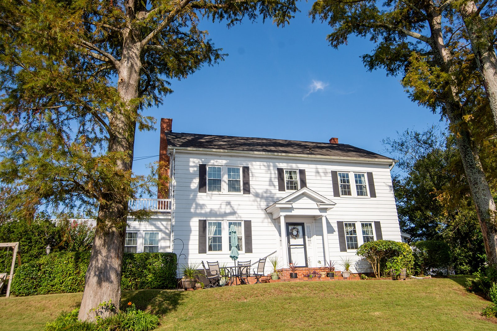 Historic Waterfront Home on the Perquimans River