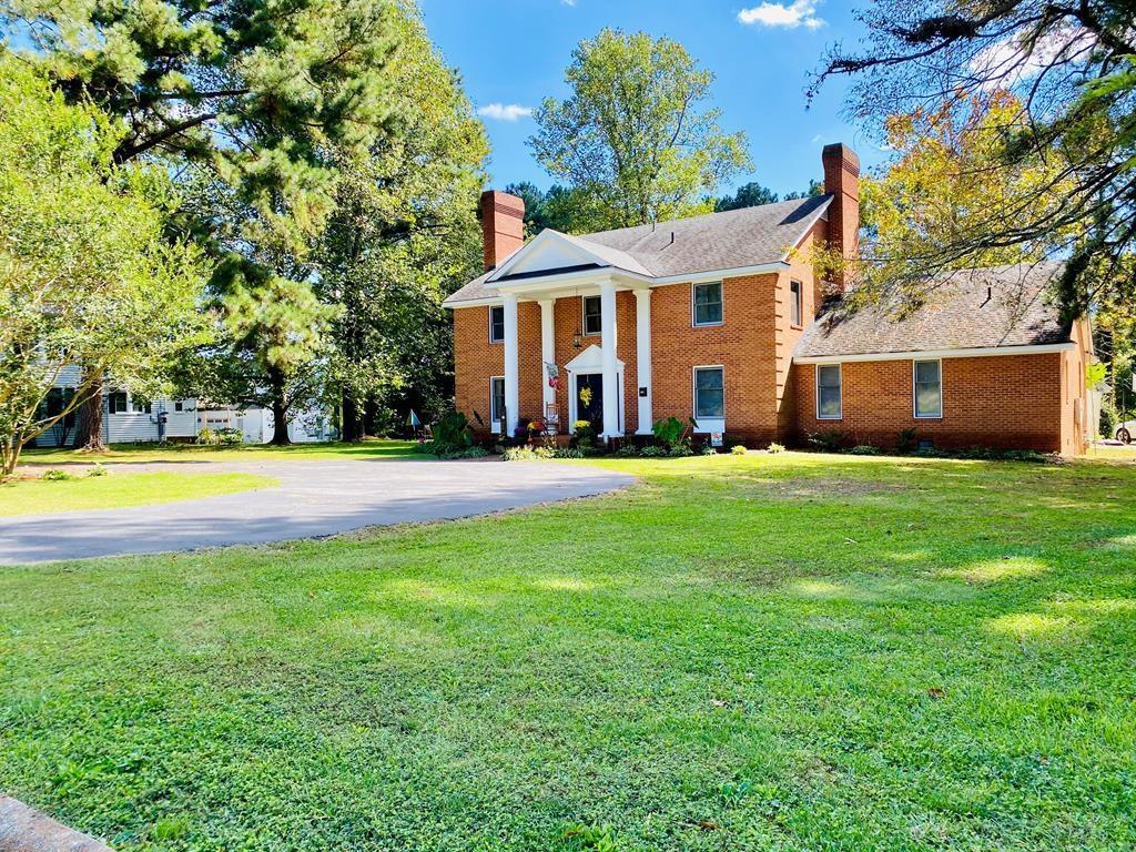 The Brick Manor Near Buggs Island Lake, VA