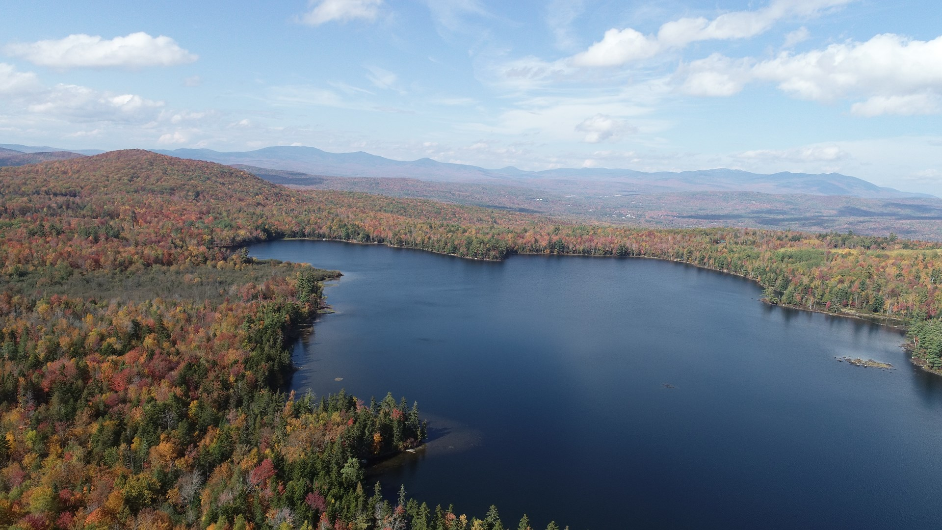Mountain Retreat Property for Sale in Maine