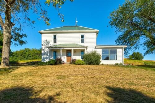 19.37 acres, Prop. for Sale, Woodbine, IA Harr.Co.