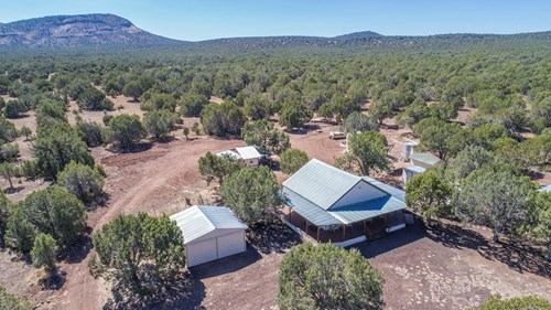 Off Grid Cabin for Sale in Northern Arizona, Williams