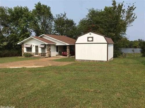 Country Home for sale Glencoe Arkansas