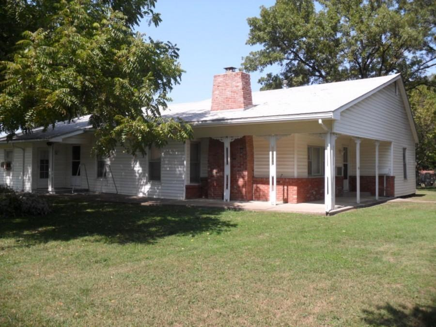 Humboldt Kansas Home for Sale
