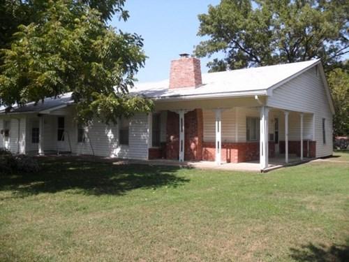 Humboldt Kansas Online Auction Home for Sale