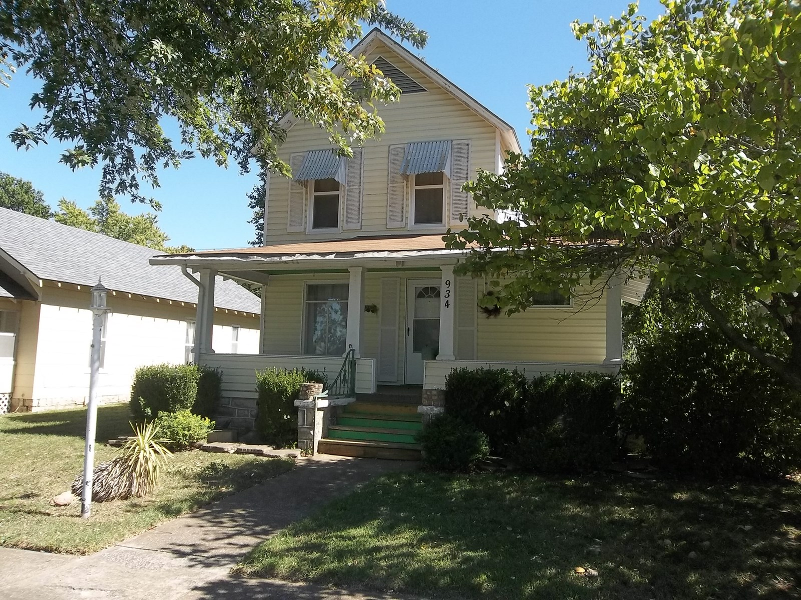 House for Sale in Chanute, Kansas