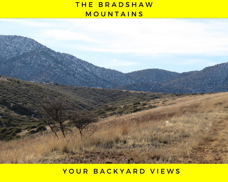 Residential Land For Sale Borders Public Lands in Dewey AZ