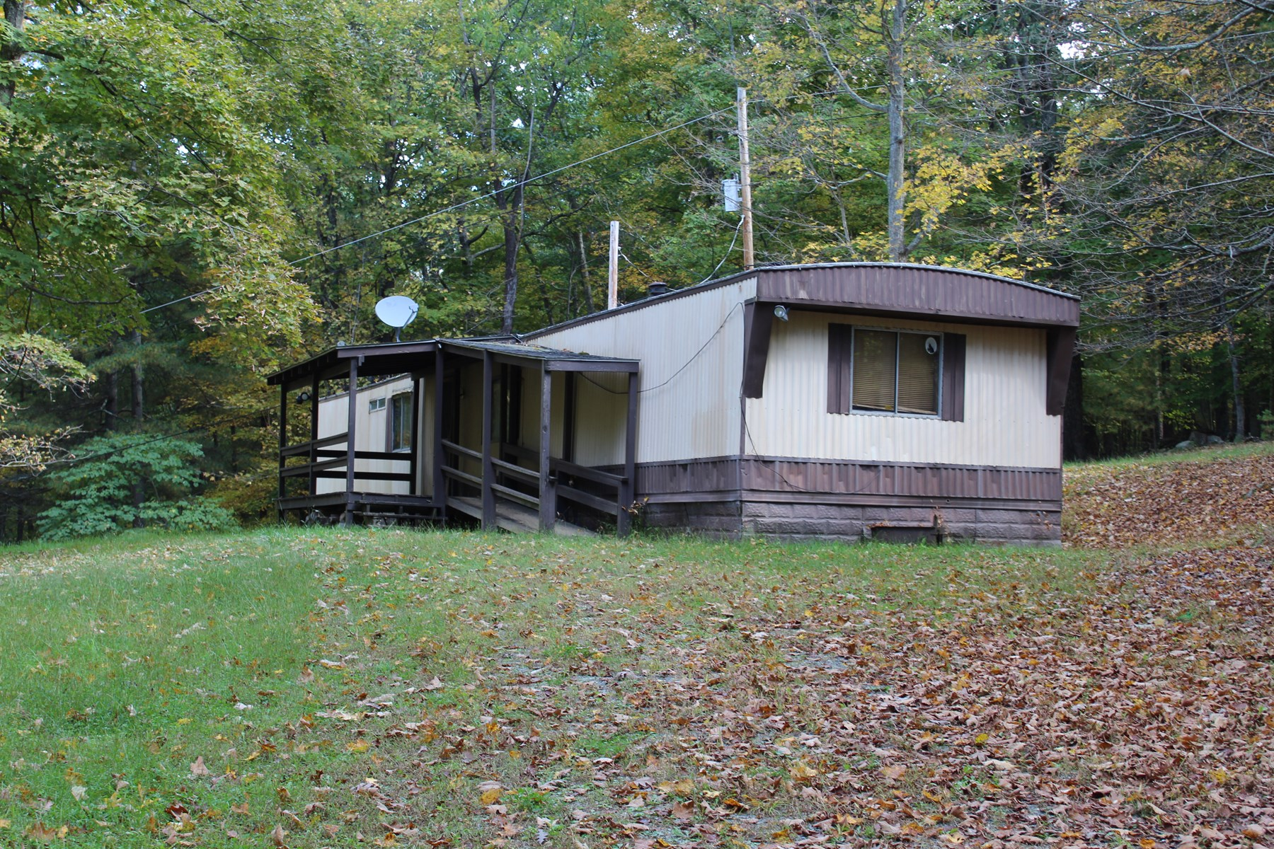 Clearville PA Home with Acreage