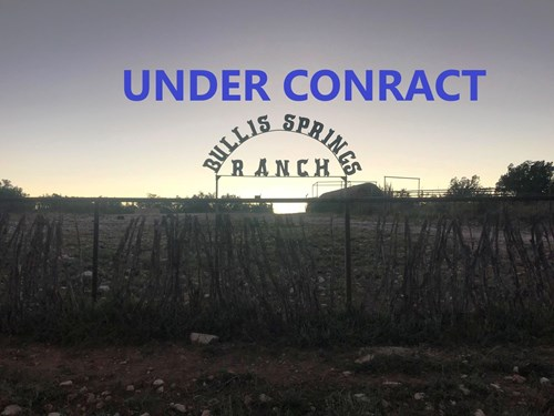 Ranch For Sale in the Boot Heel of Chaves County