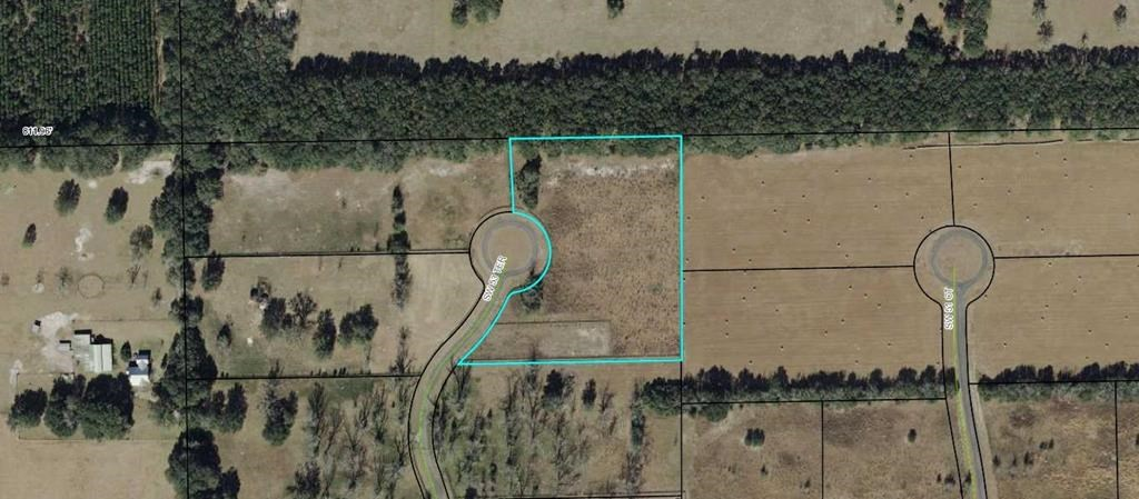 5 acres, Beautiful 5.26 acre lot in Easley Place Subdivision