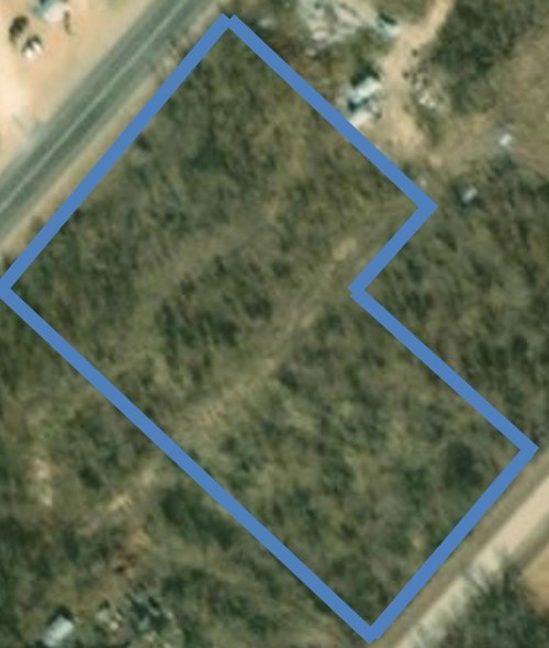 LAND FOR SALE IN BIG SPRING