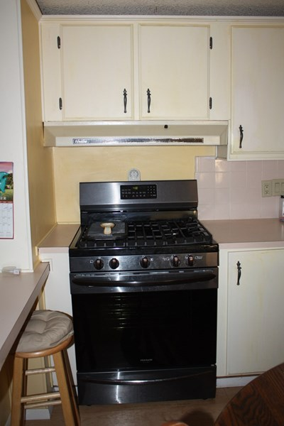 5 burner gas range
