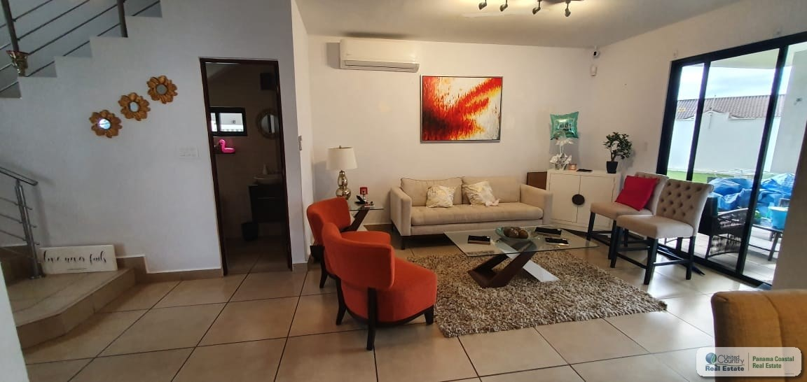 HOUSE FOR SALE IN BRISAS DEL GOLF PANAMA CITY