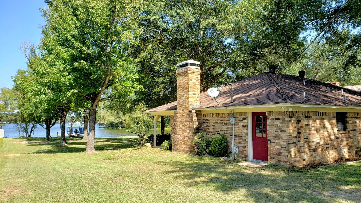 LAKE PALESTINE WATERFRONT VACATION HOME FRANKSTON TX