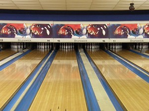 PALESTINE, TX BOWLING CENTER FOR SALE
