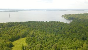 WATERFRONT ACREAGE FOR SALE LAKE PALESTINE | EAST TX