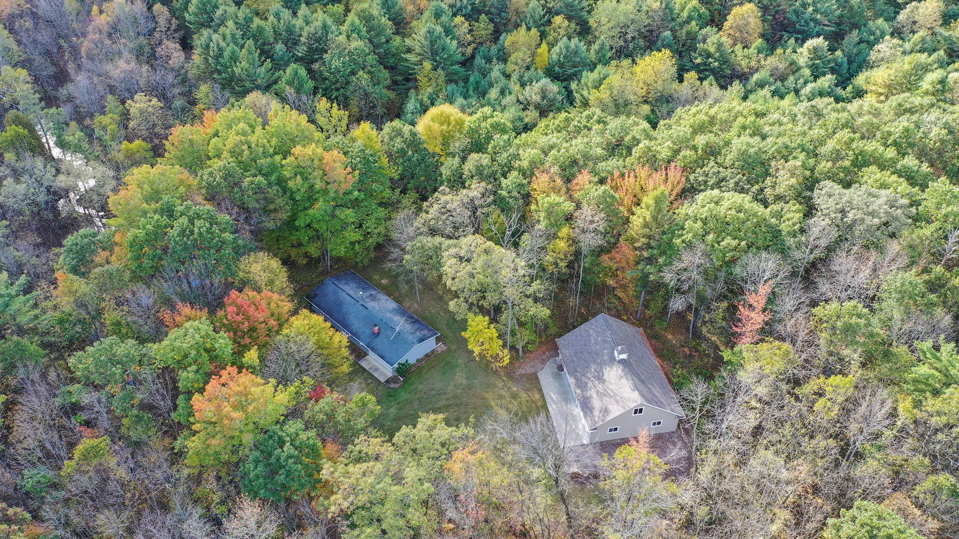 Waupaca County Hunting Property For Sale Iola, WI