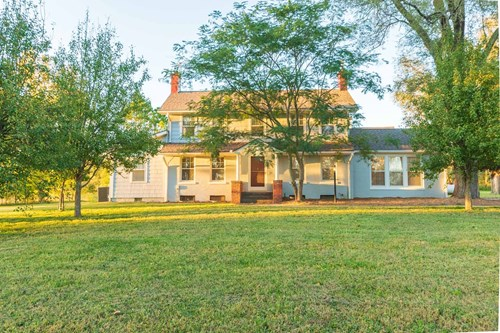Charming Country Home on Small Acreage