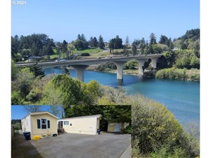 TWO HOMES ON THE SAME TAX LOT W/ CHETCO RIVER VIEWS FOR SALE