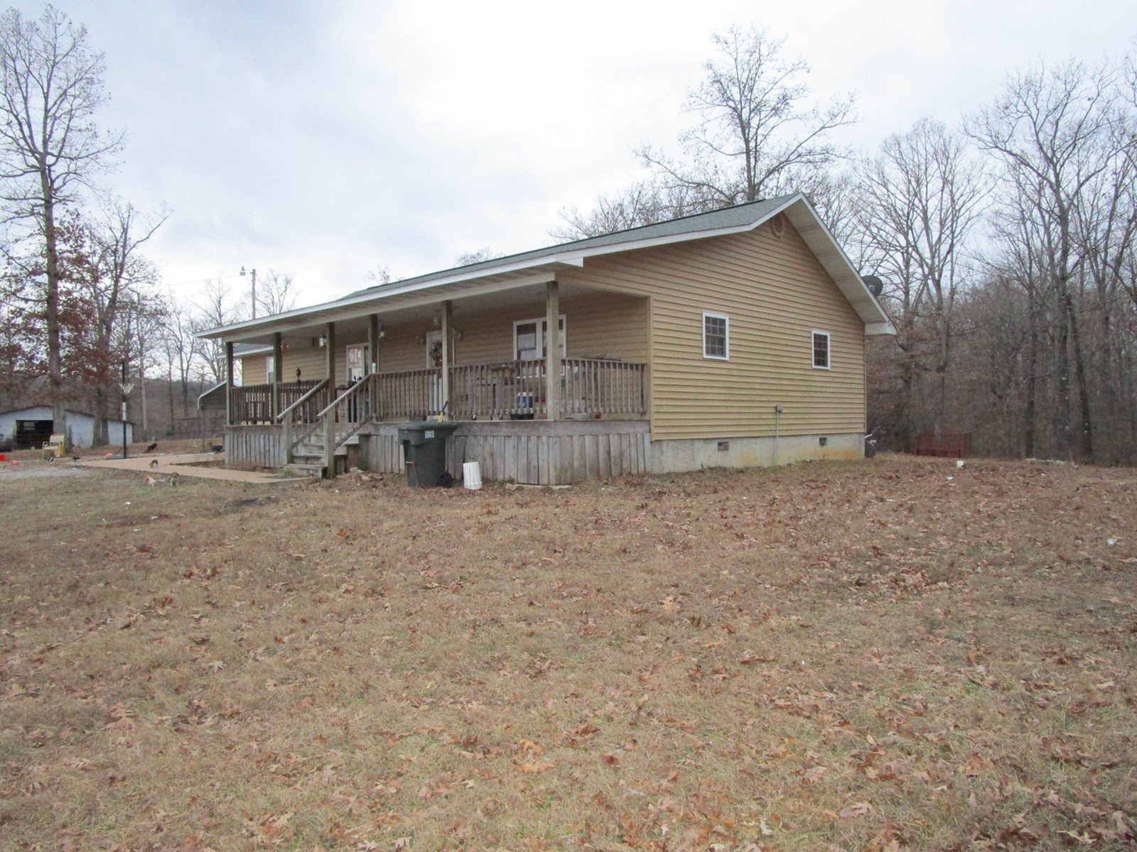 Southern Missouri Farm for Sale - Hobby Farm - Country Home