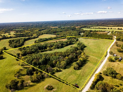 Boone County Home Site, Pasture, and Recreational Auction 1