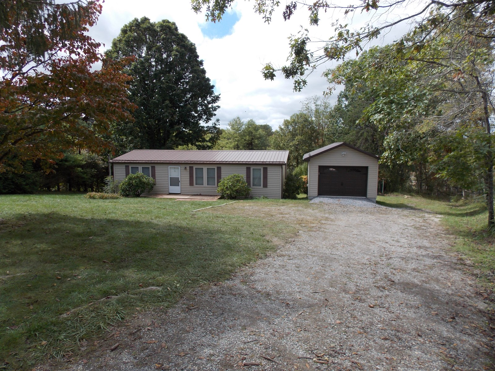 One Level Country Home For Sale in Floyd VA