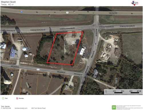 1.99 Acre Commercial Property Belton, TX