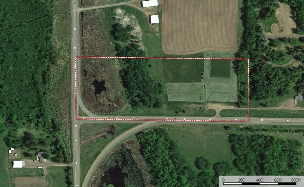 Land For Sale Near Interstate 35, Northern Minnesota