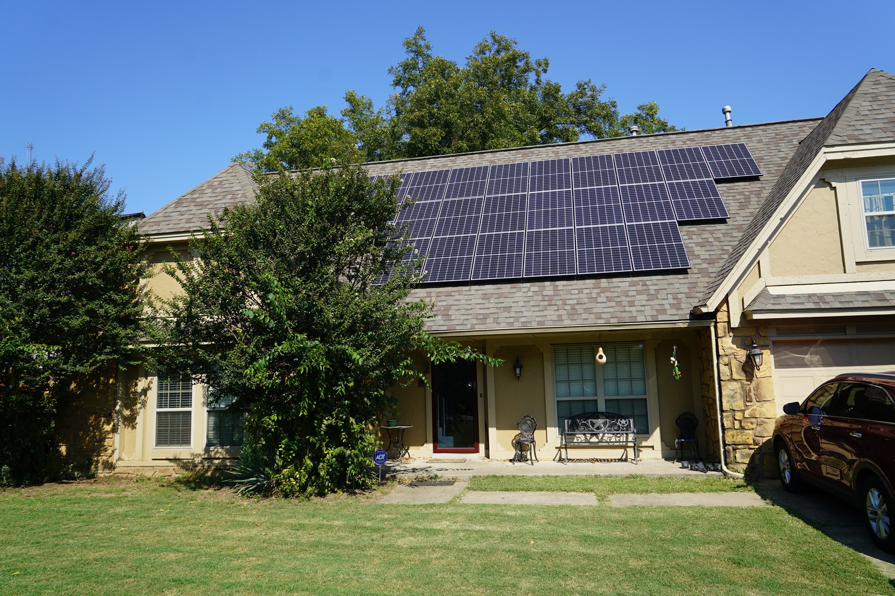 Energy Efficient Home in Tulsa