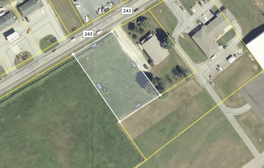 Commercial Land for Sale in Mount Pleasant, Tennessee